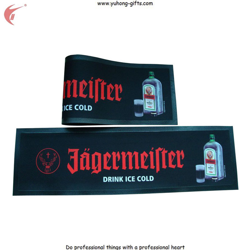 Non Woven Fabric Beer Bar Runner for Promotion (YH-BM027)
