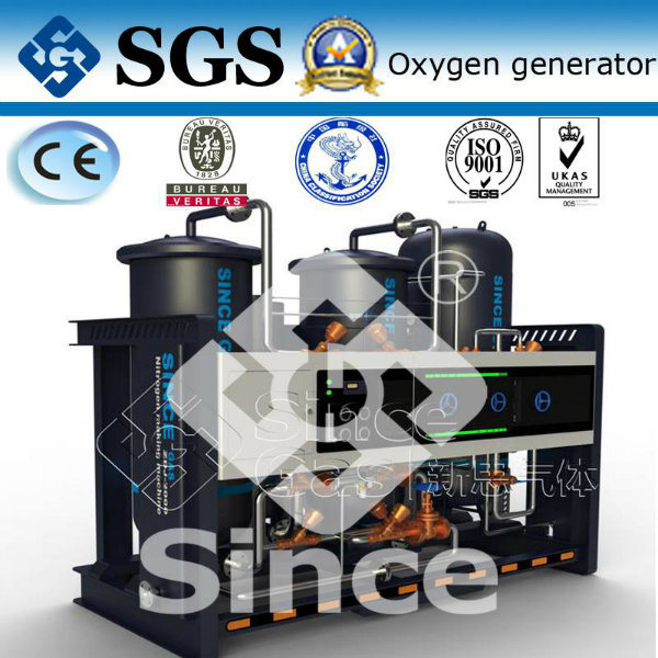 Oxygen Gas Equipment Manufacturer (PO)