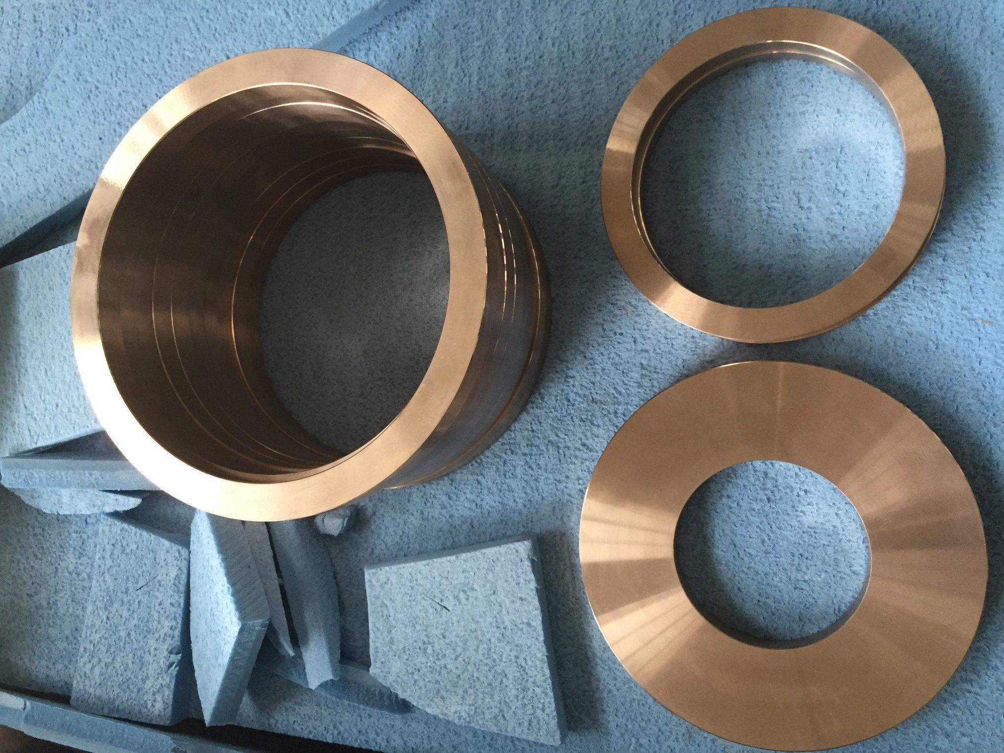 Copper Nickel Flange,Tube Sheet, Brass Blind Flange,C44300 , C46400, C70600, C7060X, C71500, Cu90ni10 and Bfe30-1-1,CuNi90/10 CuNi70/30,Cn102 Cn107 Copper Alloy
