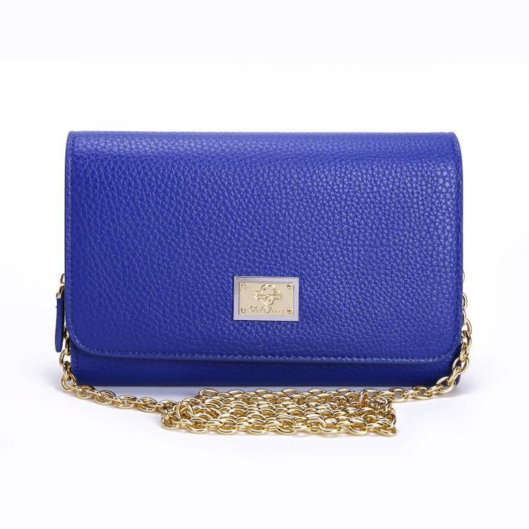 Women Gender Shoulder Bag Leather Evening Clutch Bag