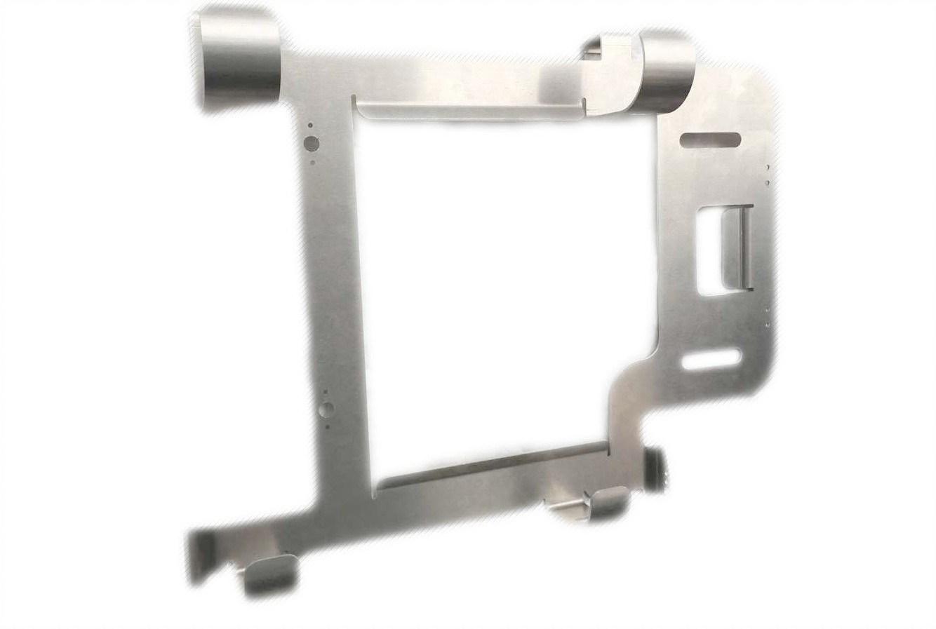 Precision Sheet Metal Stamped Part, CNC Bending