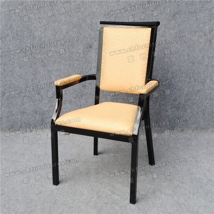 Hot Sale Armrest Dining Chairs Furniture (YC-E65-06)
