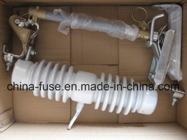 High Voltage Porcelain Fuse Cutout, Drop out Fuse 15kv-24kv
