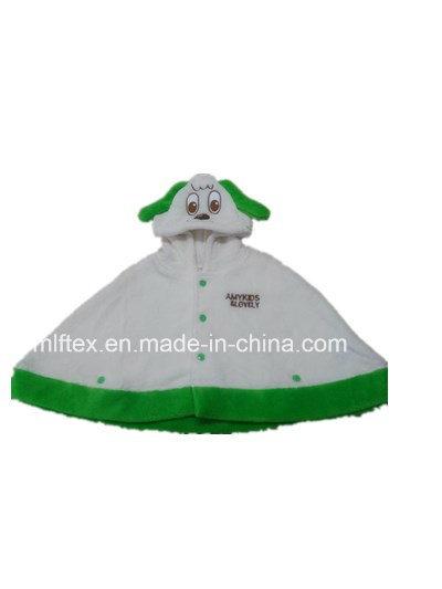 Velvet Poncho Garments for Baby
