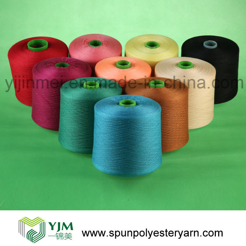 Polyester Color Yarn and Dyeing Yarn