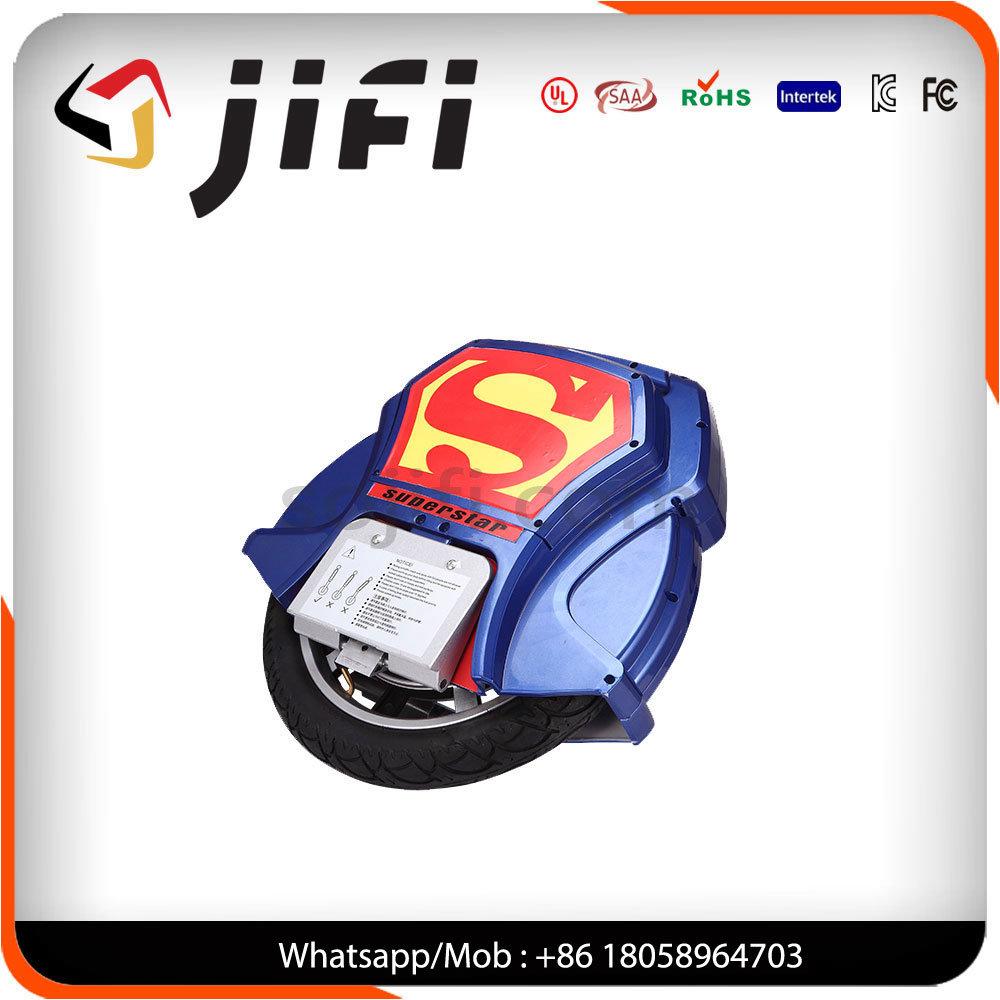 "Jifi Easy Riding 14""pneumatic Self Balancing Scooter Twin Wheel Electric Unicycle"