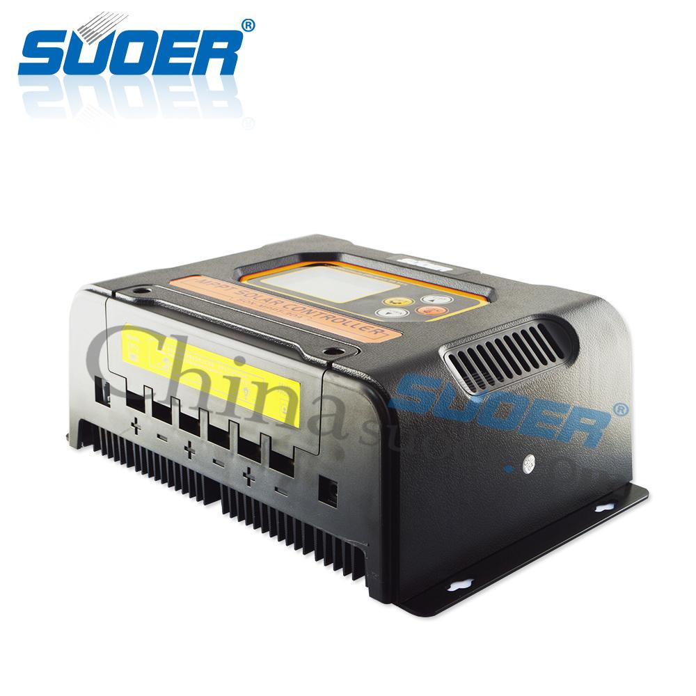 Suoer High Quality 30A MPPT Controlloer Solar Controller (SON-MPPT-30A)