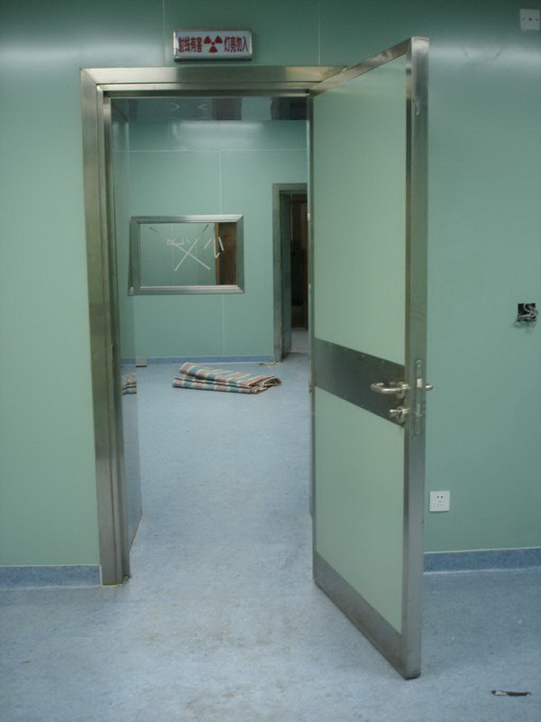 Automatic X-ray Lead Door