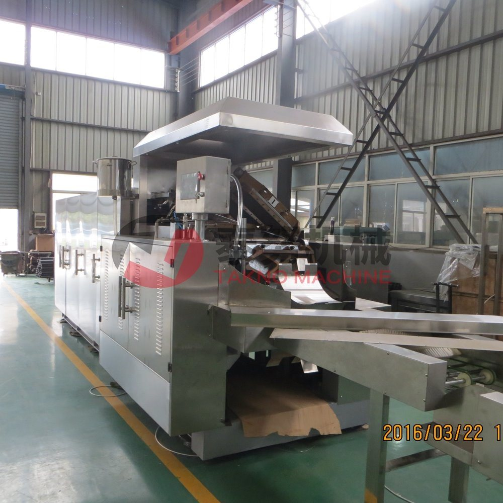 27-63 Plate Mold Wafer Making Machine