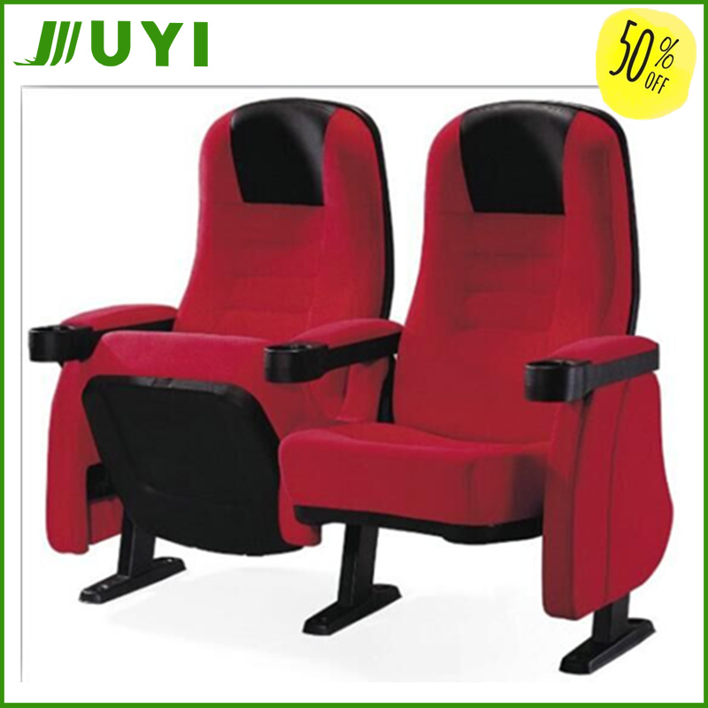 Wooden Cinema Auditorium Chair Conference/Music Hall Seating (JY-612)