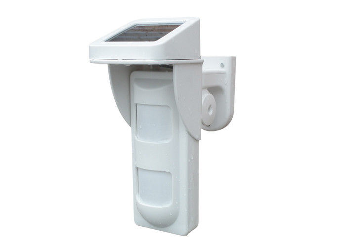 2 PIR IP65 Water Proof Wireless Outdoor Solar-Powered Motion Detector with Pet Immunity (OSD-40DP)