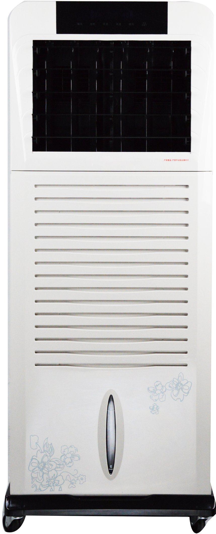 3500m^3/H Airflow Household Appliance Mobile Evaporative Air Cooler/ Portable Water Air Cooler/ Desert Air Cooler