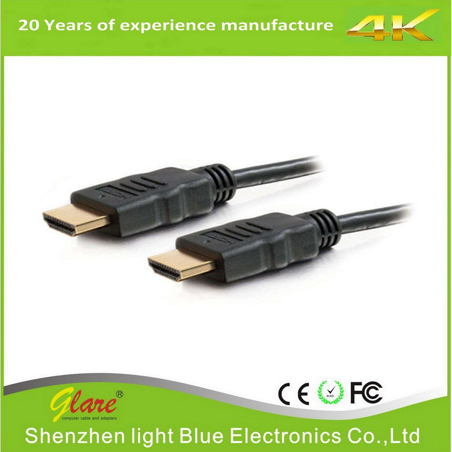 High Speed 1080P HDMI Cable with Ethernet