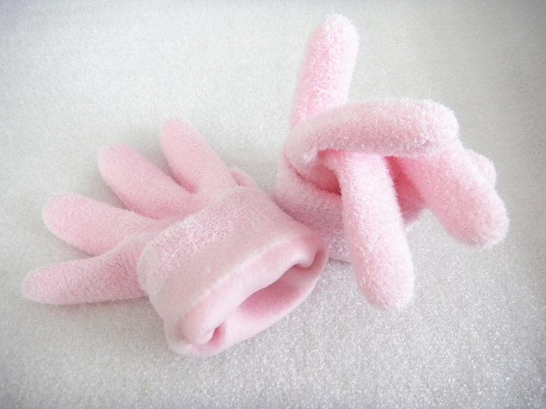 Supple Skin Cotton SPA Moisturizing Gel Gloves Gel Socks