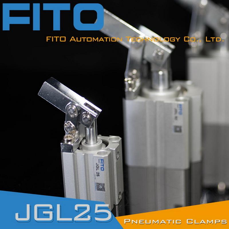 Jgl 25 Clamp Pneumatic Cylinder