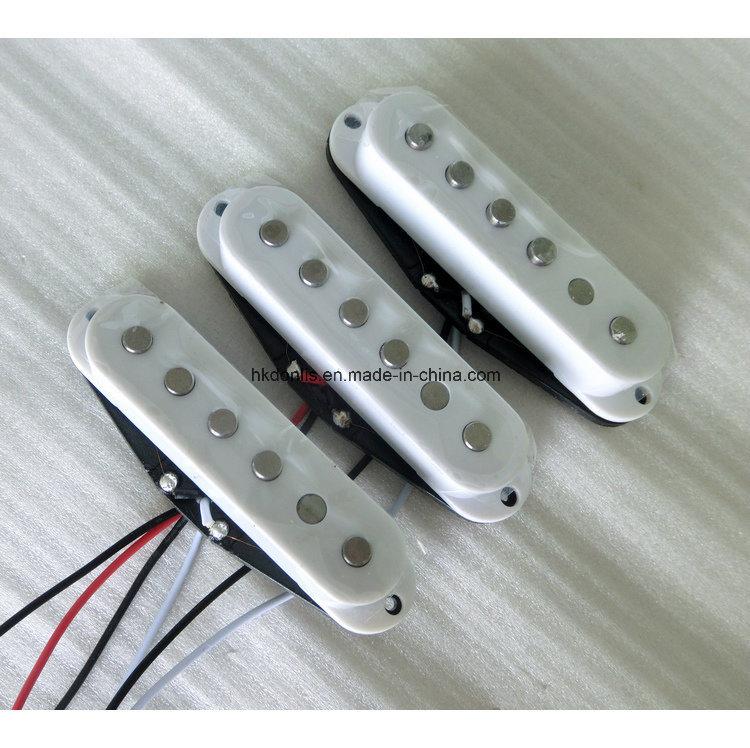 Wholesale OEM AlNiCo 5 Single Coil Strat Guitar Pickup