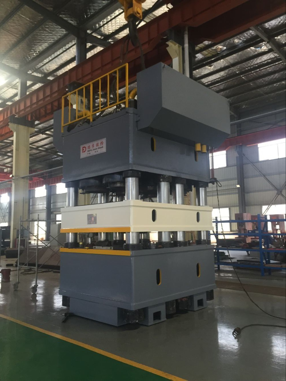 Power Press Machine for Doors