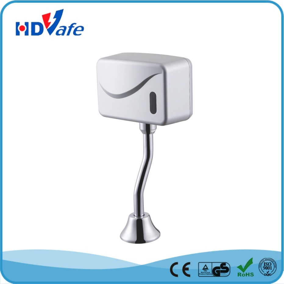 Solid Brass Automatic Urinal Flusher Infrared Urinal Sensor for Toilet