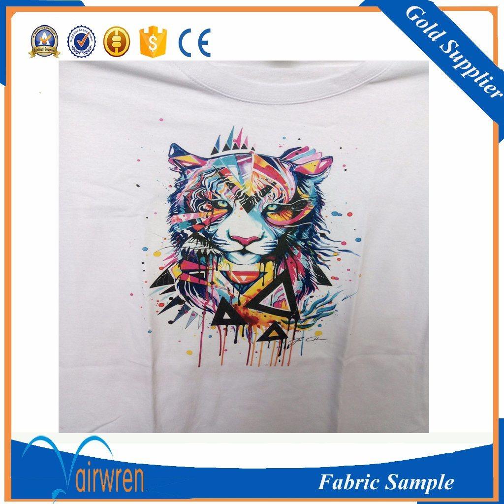 Hot Sale T-Shirt Printing Machine A2 Size Digital Textile DTG Printer