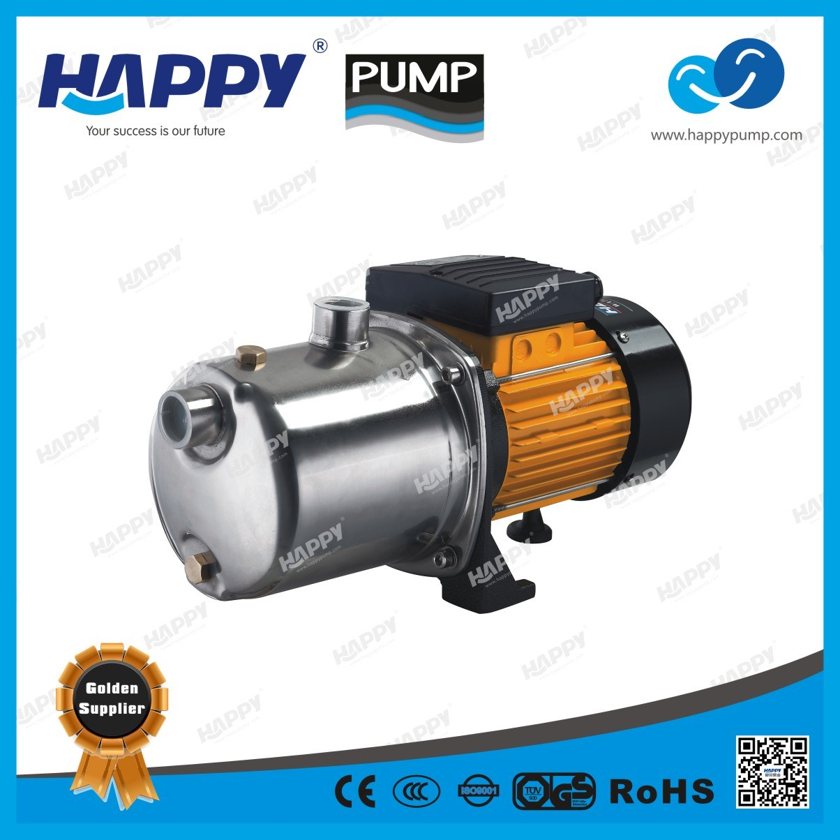 Multistage Centrifugal Water Pump (HMC-IA)