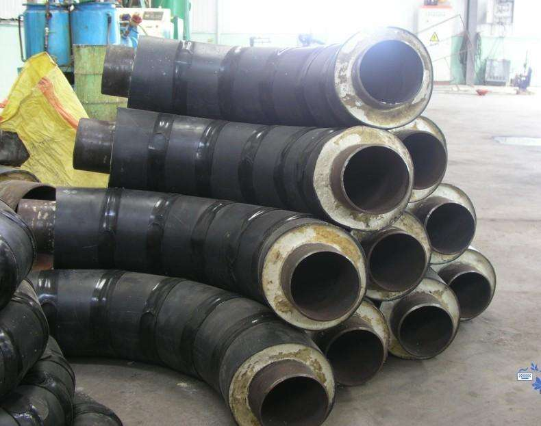 Polyurethane Thermal Insulation Pipe