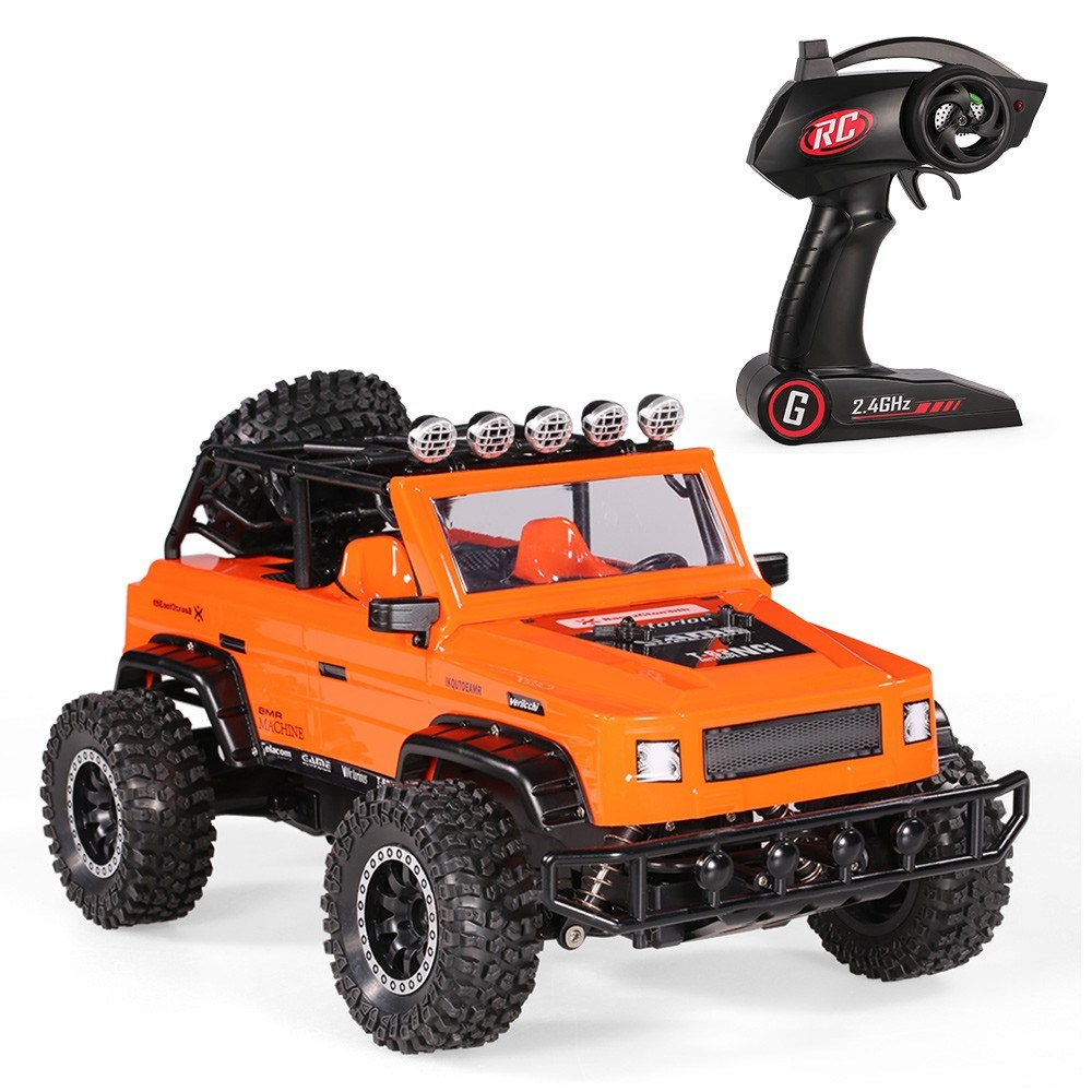 0101843b-SUV Defender 1/12 2.4G 2CH 2WD Electric RC Buggy