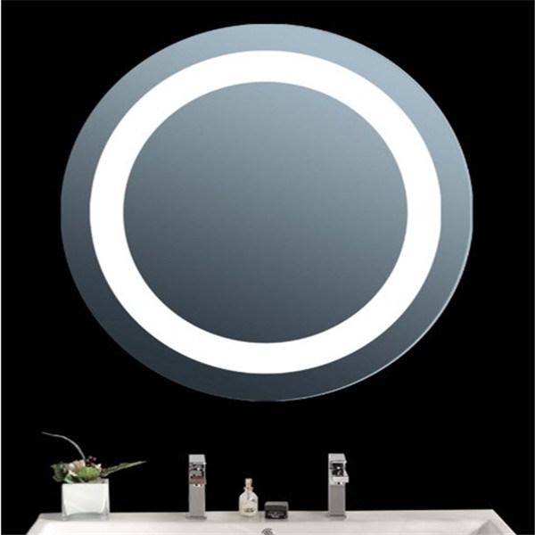 Hotel LED Smart Function Fogless Electric Illuminated Bathroom Mirror