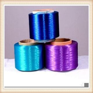 Polyester Colour Yarn