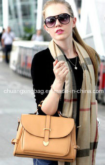Genuine Leather Lady Evening Bag, Lady Fashion Hand Bag