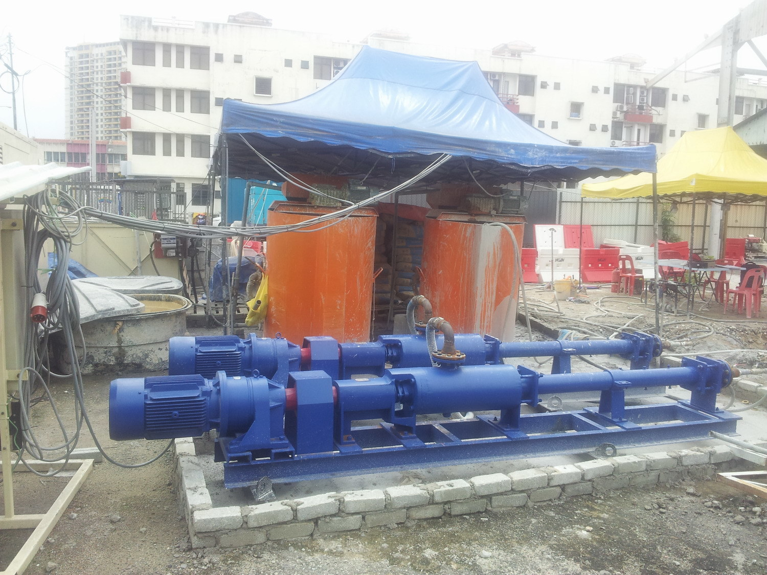 Large Capacity Single Screw Pump