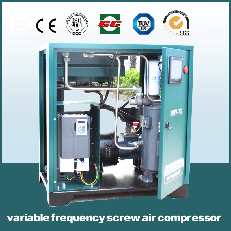 30kw Permanent Magnetic Frequency Screw Air Compressor