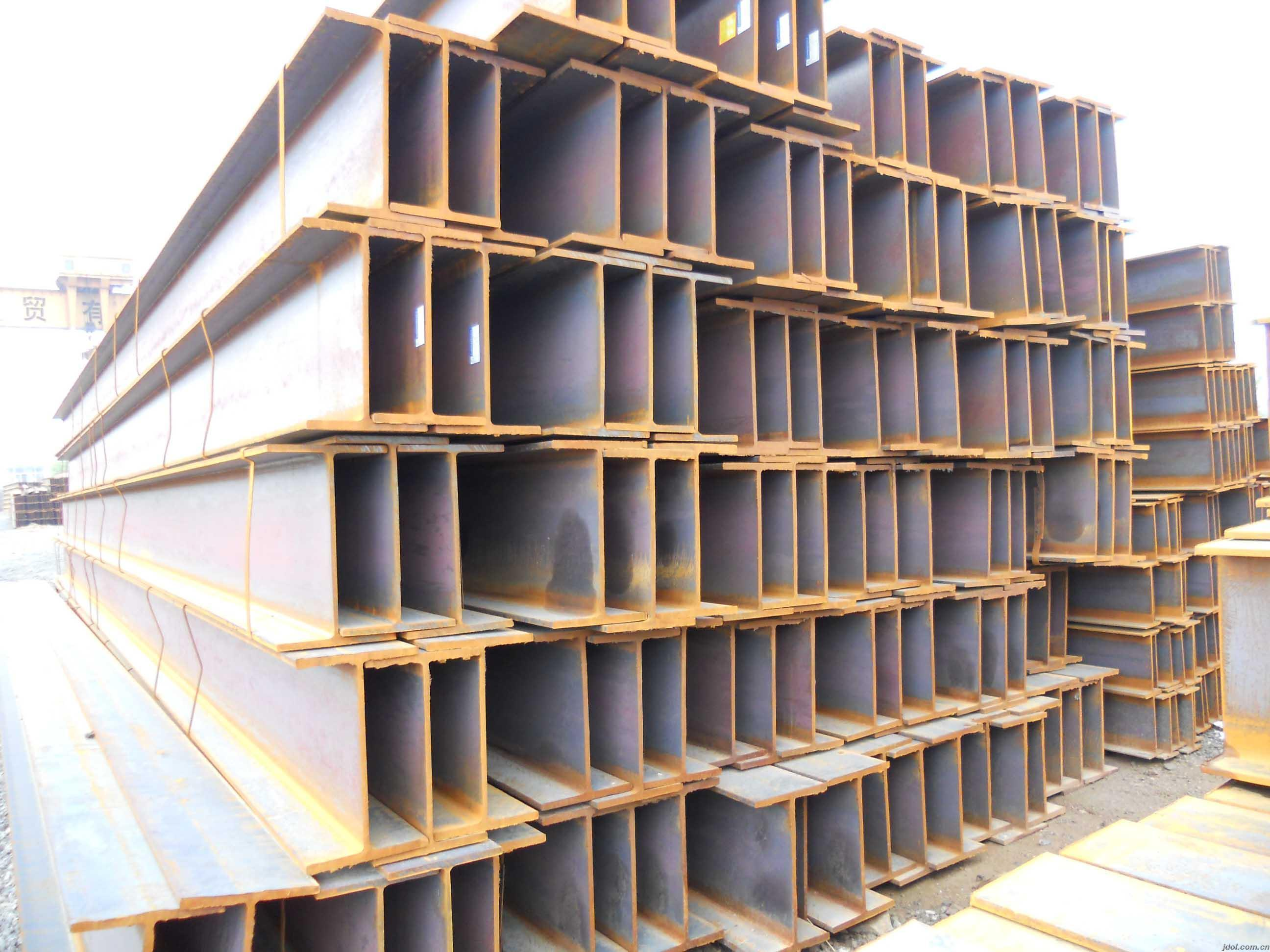 High Quality Structural Steel H Beam Size Price