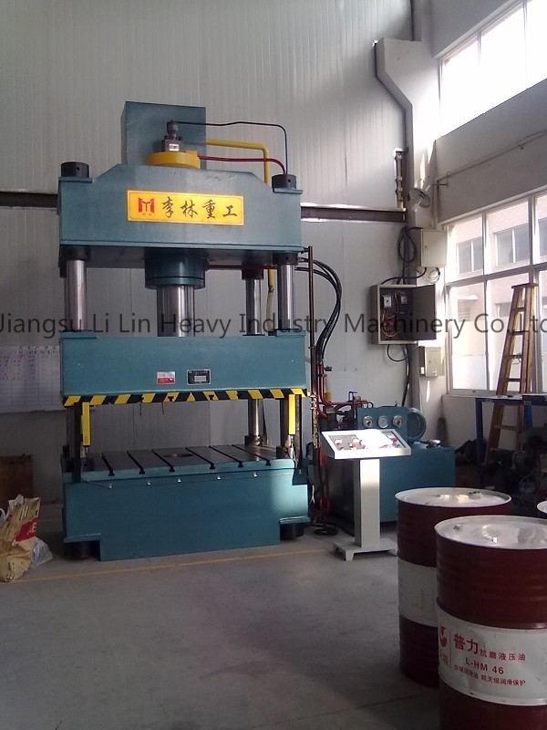 Four-Column Hydraulic Press (YLL32-400)