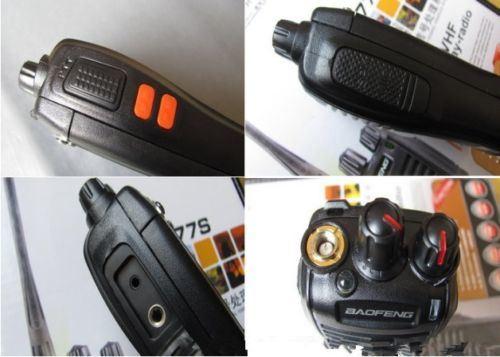 Cheap Wireless Walkie-Talkie 2-Way Radio UHF/VHF Interphone
