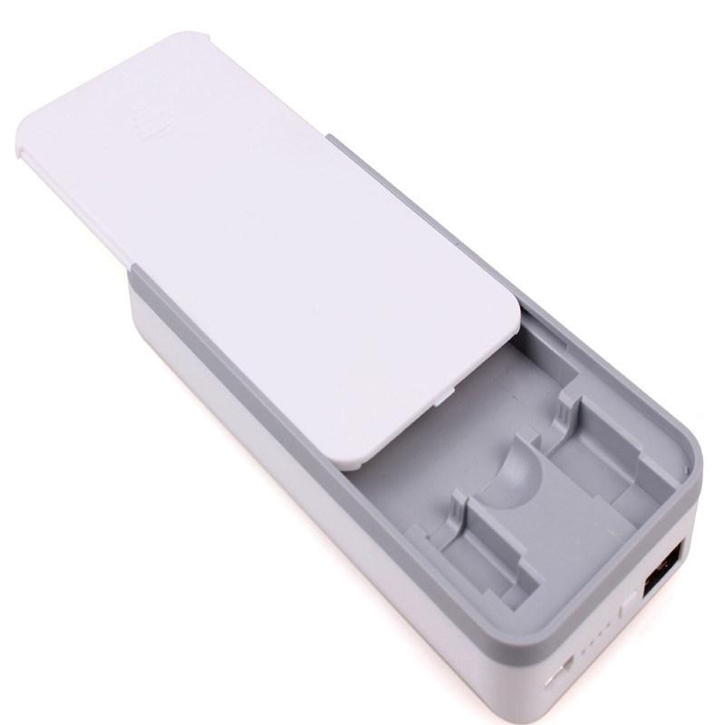 New Design Mini Power Bank with Storage Box Mobile Power Bank 4000mAh