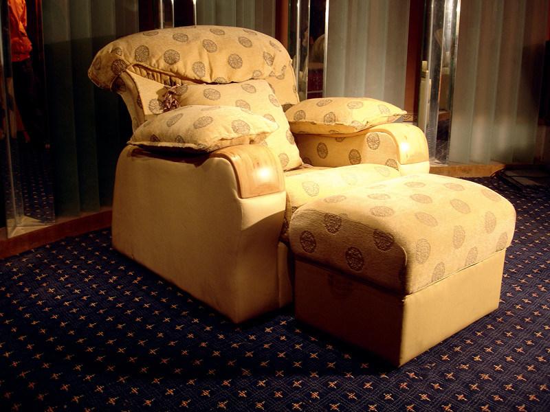 Modern Hotel Sauna Chair Hotel Furniture