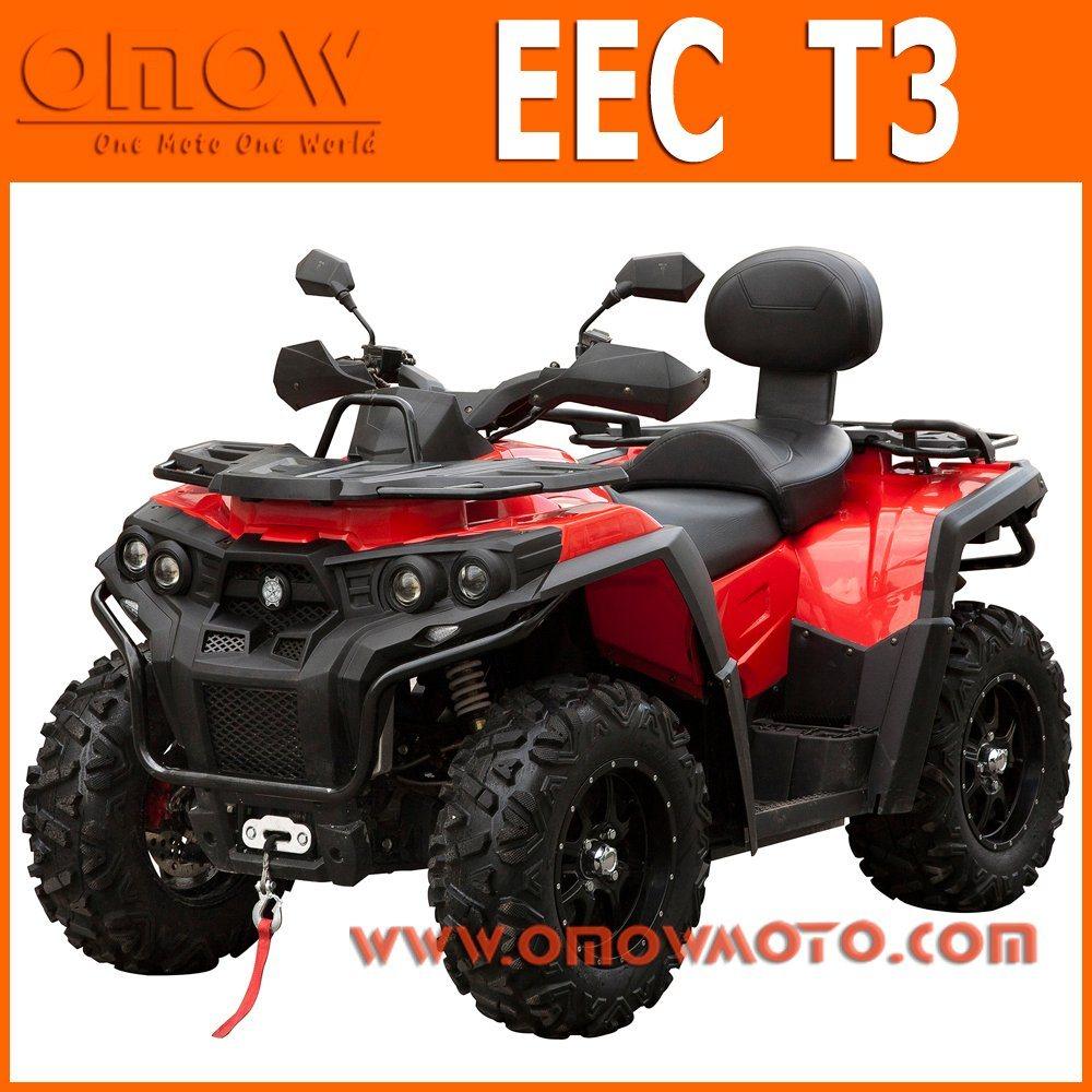 2017 Euro 4 EEC T3 Road Legal 500cc Quad 4X4