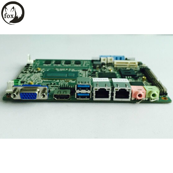 3.5 Inch Embedded Sbc Intel 4th Gen. Haswell Platform Core I3/I5/I7 Prossessor Motherboard