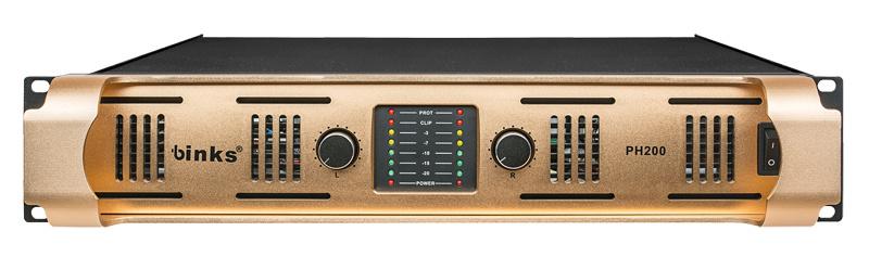 pH200 Power Amplifier Transformer Amplifier