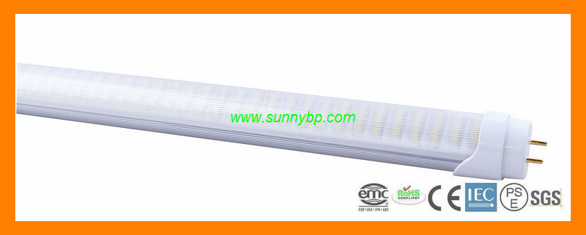 2015 China Manufacturer T8 1200 Mm 4 Feet LED Tube with External Driver