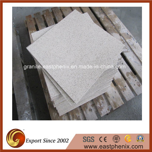 Popular Quartz Stone Tile for Floor/ Kitchen Tile