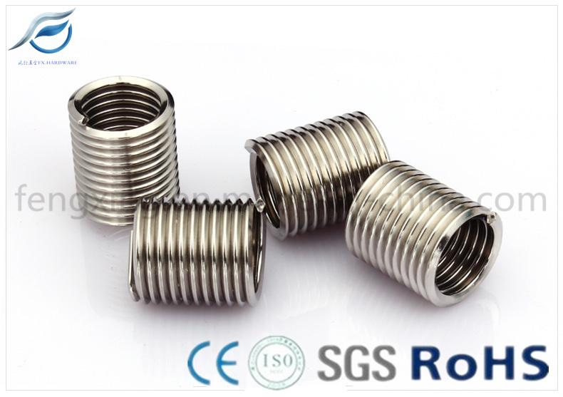 Stainless Steel Free Running Wire Thread Insert