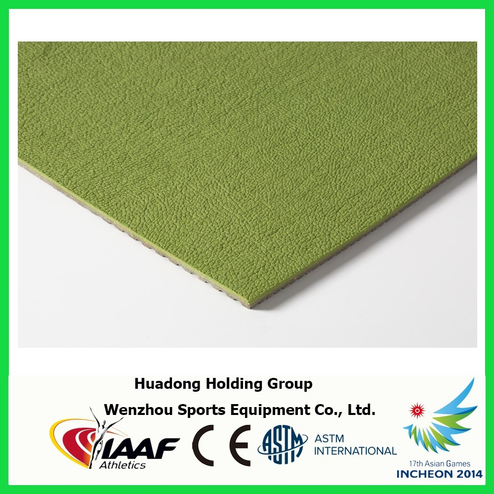 Outdoor Waterproof Rubber Flooring Mat