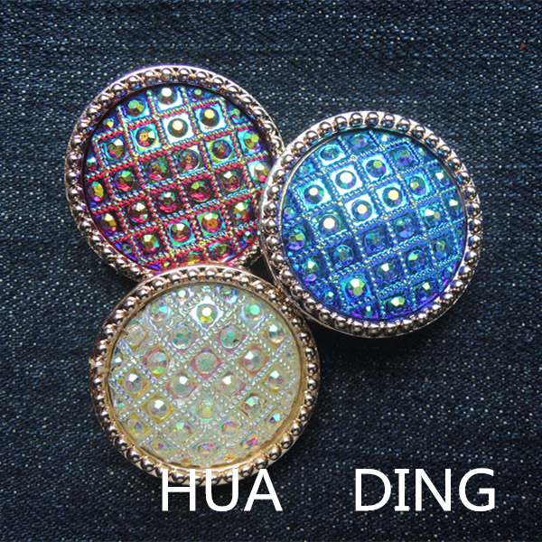 Colorful Fashion Hand Stitch Button for Garment (B1145)