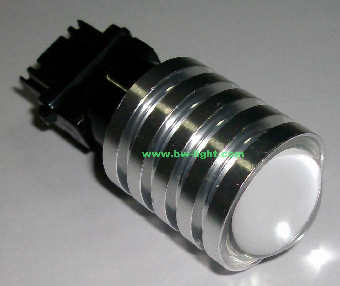 S25 CREE LED Auto Brake Light Bulb