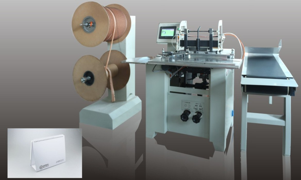Automatic Wire Binding Machine with Automatic Convery Belt