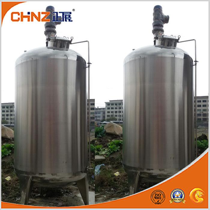 Food Grade Stainless Steel Storage Tank