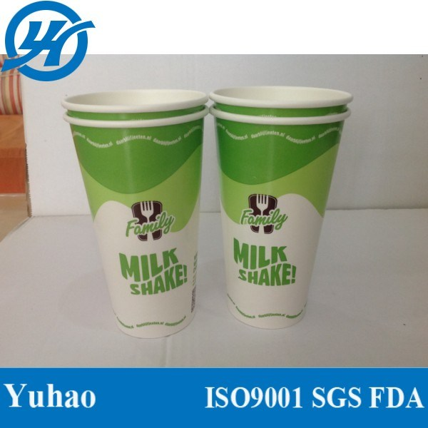 20oz Paper Cup/ Cold Drinking Paper Cup/ Disposable Paper Cup