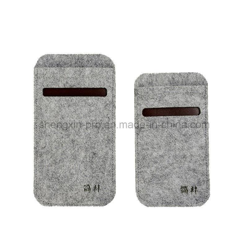 Simple Felt iPhone Holder iPhone Case