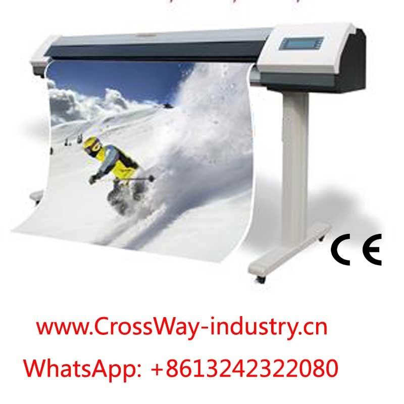 Indoor Inkjet Printer with 1200DIP High Speed